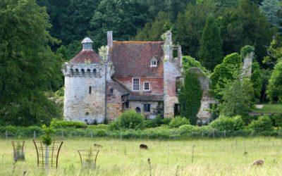 Brief History of Scotney Castle & Estate Walk