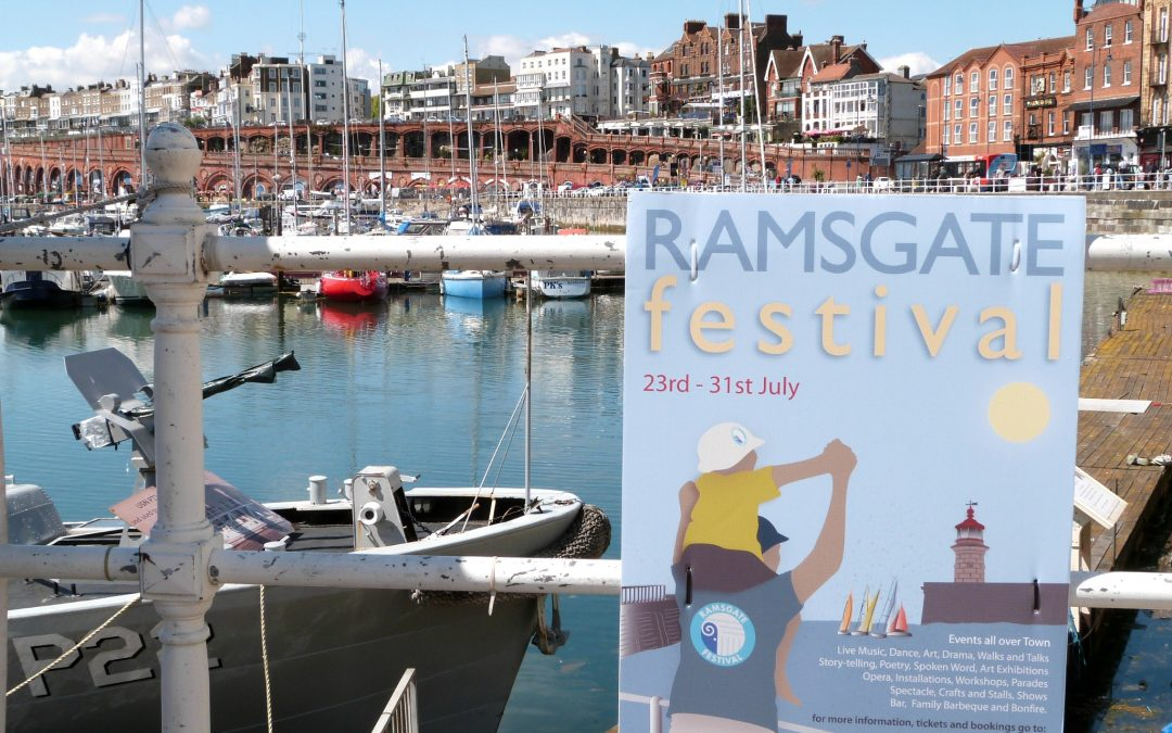 A day at Ramsgate Festival 2016