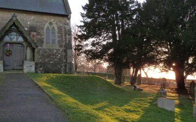 Walk from Ide Hill to Bough Beech Reservoir